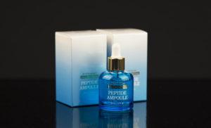 Revoluční kosmetika na bázi peptidů