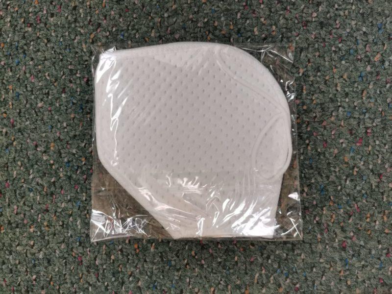 Respirátor FFP2/ N95, Respirační rouška