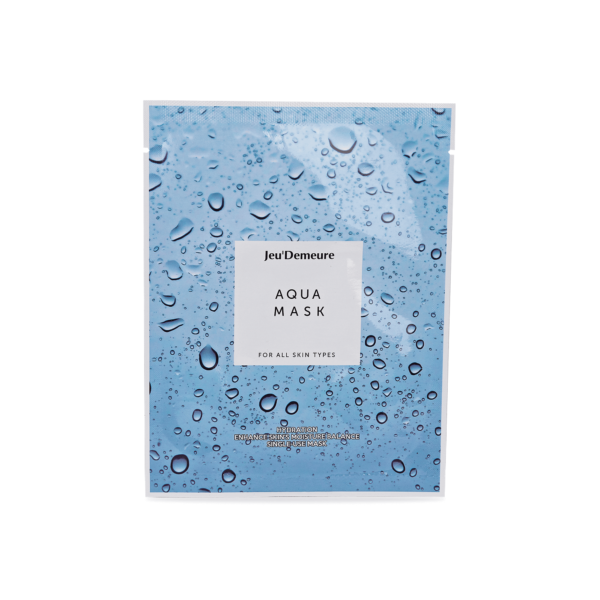 Aqua mask - hydratační maska