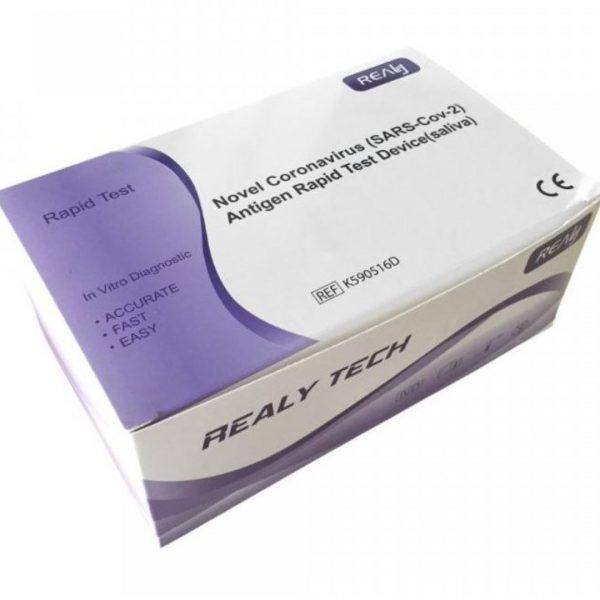Antigenní testy